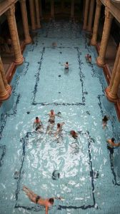Budapest on the Danube Turkish Bath