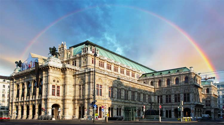 Crystal Danube River Cruise Vienna