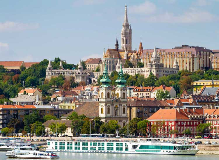 River Cruises on the Danube Budapest