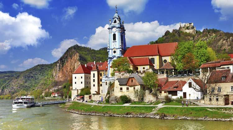 Uniworld Danube River Cruise