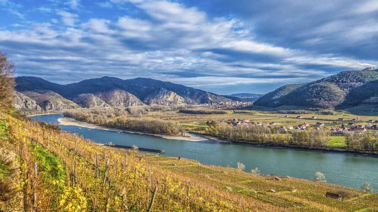 Austria on the Danube River Cruise