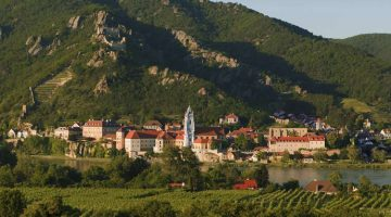 Danube River Cruise Durnstein Austria