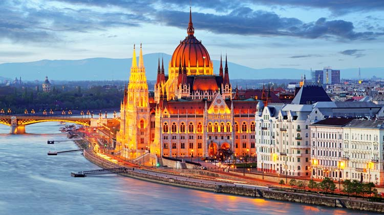 Hungary on the Danube River Cruise